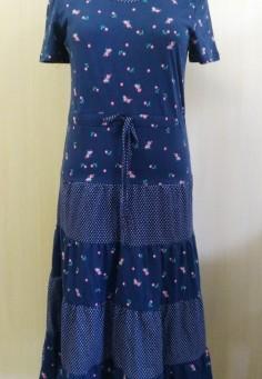 5616 Платье 50-60