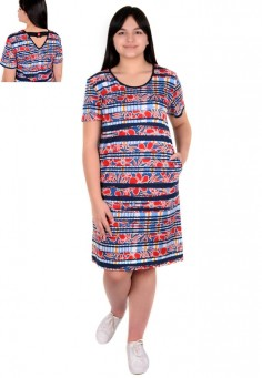 2824 Платье 50-58